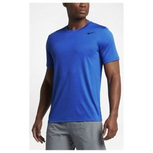 Nike Legend 2.0 Men's Training T-Shirt Medium Blue
